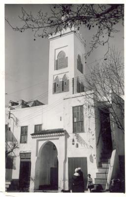 Mezquita Zauya Isawiya