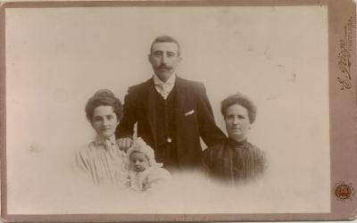 Familia Tia Maria. Alonsos