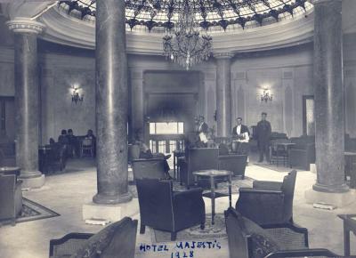 Hotel Majestic, Sevilla