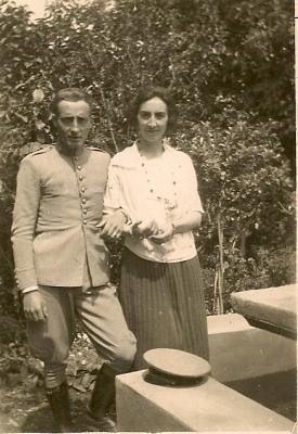 Luis y Ana Iñarra