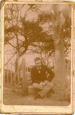Jacinto Miranda en Africa