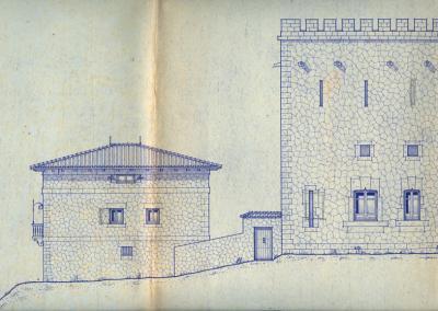 Proyecto para la Torre de La Jara