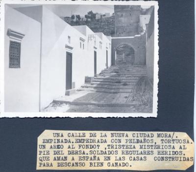 Barrio en Tetuan