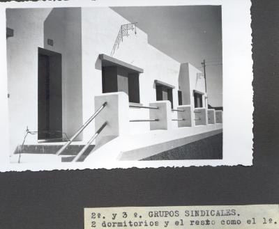 Casas sindicales en Tetuan