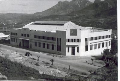 Edificio en Tetuan