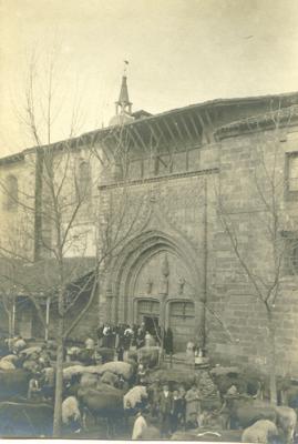 Iglesia de Santa Maria, Güeñes